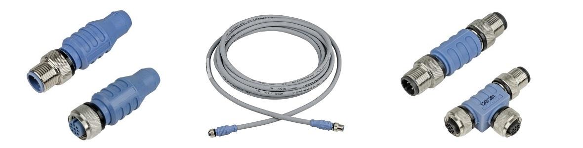 M12 Network Connectors