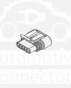 Delphi 12162830 5 Way Light Gray Metri-Pack 150.2 Sealed Female Connector Assembly