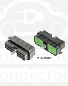Delphi P-15492542 30 Way Metri Pack 150 Series Connector - (Pull-to-seat)