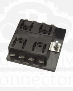 Narva 54432 8 Way Standard ATS Fuse Block