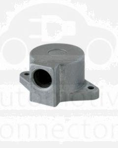 Narva 82102BL Surface Mount Aluminium Accessory Socket - Merit Type