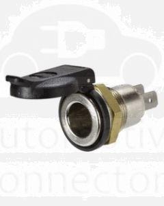 Narva 82105BL Aluminium Accessory Socket - Merit Type