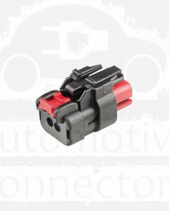 Ampseal 16 - 2 Circuit Plug Connector