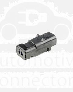 Deutsch Ampseal 16 - 2 Circuit Receptacles Connector