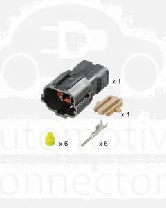 Ionnic Izusu Tail Light Harness - Connector Kit
