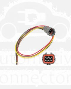 Izusu D-max Cab Chasis Tail Light Harness for Plug to Tail Light