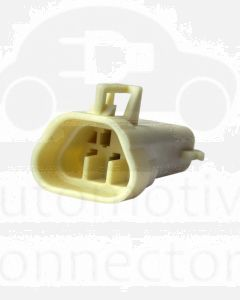 Delphi 12103974 5 Way Natural Metri-Pack 150 Sealed Male Connector