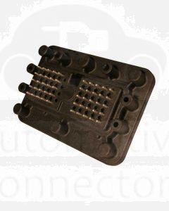 Deutsch DRC22-50P01 DRC Series 50 Pin Receptacle
