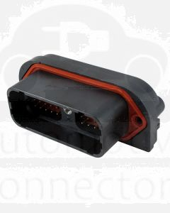 Deutsch DRC23-40PB DRC Series 40 Pin Receptacle