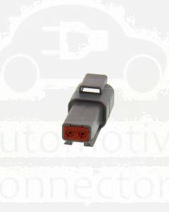 Deutsch DT04-2P DT Series 2 Pin Receptacle