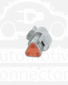 Deutsch DT04-3P-C015 DT Series 3 Pin Receptacle