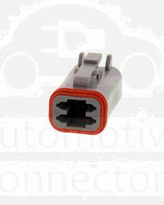 Deutsch DT06-4S DT Series 4 Socket Plug
