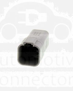 Deutsch DT04-6P-C015 DT Series 6 Pin Receptacle