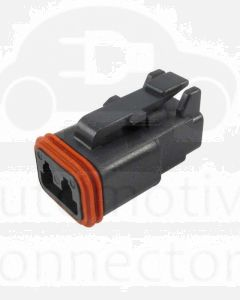 Deutsch DT06-2S-E004 DT Series 2 Socket Plug