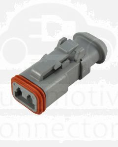 Deutsch DT06-2S-E008 DT Series 2 Socket Plug