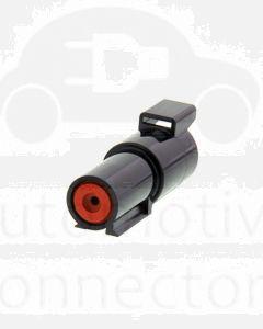Deutsch DTHD04-1-12P DTHD Series 1 Pin Receptacle