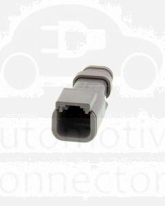 Deutsch DTM04-2P-E007 DTM Series 2 Pin Receptacle