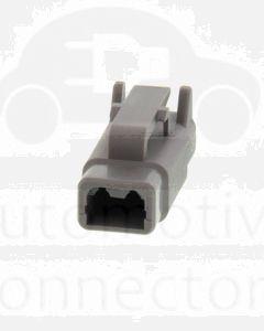 Deutsch DTM06-2S DTM Series 2 Socket Plug