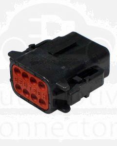 Deutsch DTM06-08SB DTM Series 8 Socket Plug