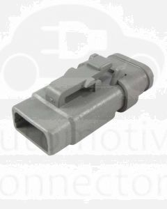 Deutsch DTM06-3S-E007 DTM Series 3 Socket Plug