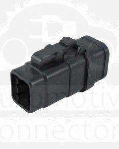 Deutsch DTM06-6S-EE03 DTM Series 6 Socket Plug