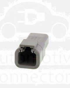 Deutsch DTP04-2P DTP Series 2 Pin Receptacle