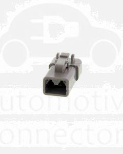 Deutsch DTP06-2S DTP Series 2 Socket Plug