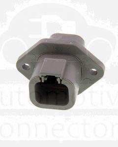 Deutsch DTP04-4P-L012 DTP Series 4 Pin Receptacle