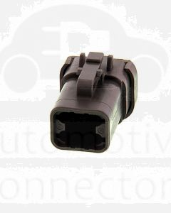 Deutsch DTP06-4S-E003 DTP Series 4 Socket Plug
