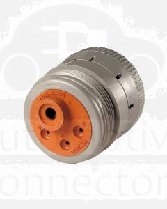Deutsch HD16-4-4S HD10 Series 4 Socket Plug