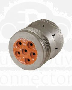 Deutsch HD16-6-12S-B010 HD10 Series 6 Socket Plug