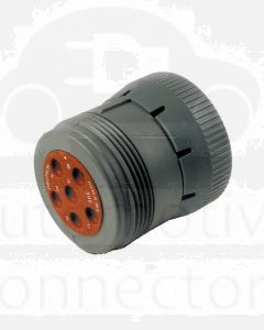 Deutsch HD16-6-96S HD10 Series 6 Socket Plug