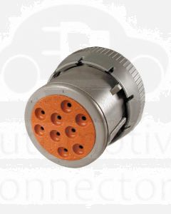 Deutsch HD16-9-16S HD10 Series 9 Socket Plug