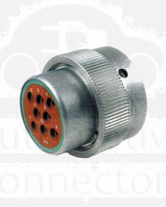 Deutsch HD36-18-8PN HD30 Series 8 Pin Plug