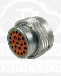 Deutsch HD36-24-21SN HD30 Series 21 Socket Plug
