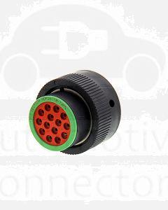 Deutsch HDP26-18-14PN HDP20 Series 14 Pin Plug