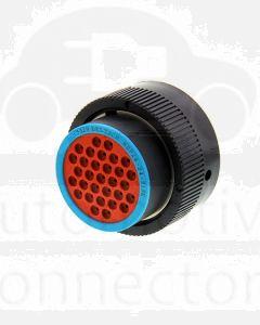 Deutsch HDP26-24-31SE HDP20 Series 31 Socket Plug