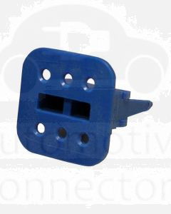 Deutsch W6S2-P012 DT Series Wedge Lock 6 Way