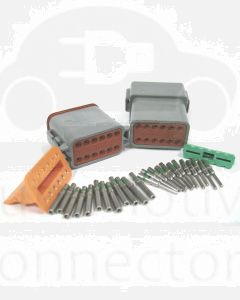 Deutsch DT Series 12 Pin Connector Kit