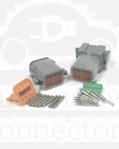 Deutsch DT Series 8 Pin Connector Kit