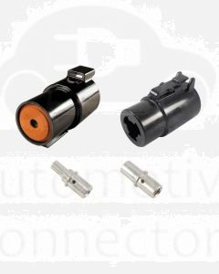 Deutsch DTHD 100A 1 Pole Connector Kit