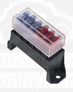 Hella 8721 Blade Fuse Box - 6 Fuses