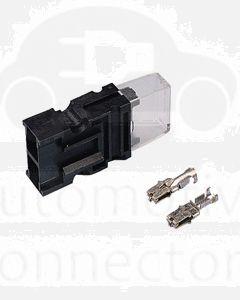 Hella Blade Fuse Box Holder - 1 Fuse (8718)