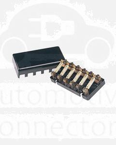 Hella 8710 Fuse Box - 6 Fuses
