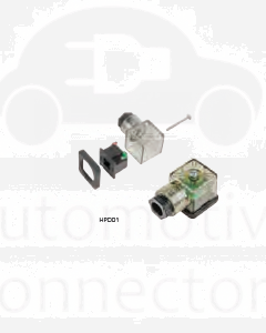 Ionnic HP001 DIN Connector, 3 Terminals