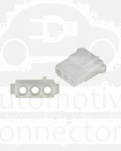 Ionnic 1-480305-0 3 Cavity Plug Connector