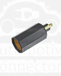 Ionnic 1334002 DIN Plug to Cigar Socket