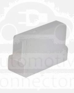 Quikcrimp QK2B/10 QK Series Plug Connectors  - 6.3mm (10Pk)