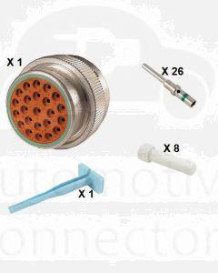 Deutsch HD30 Series M36-24-23PN Connector Kit