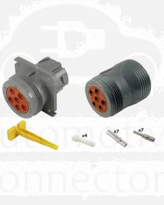 Deutsch HD10-6-12P Connector Kit